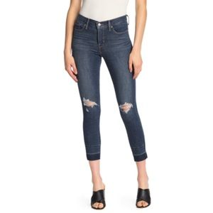 Levi's 311 Distressed Shaping Ankle Skinny Jeans